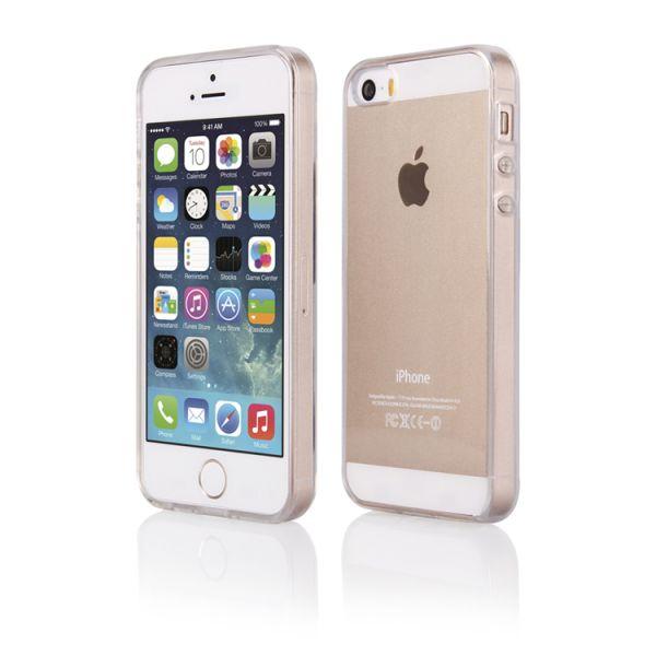 Schutzhülle Transparent für iPhone 5/5S